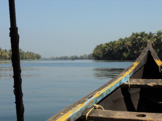 Ashtamudi Homestay: Tolle Tagestouren zu den Backwaters