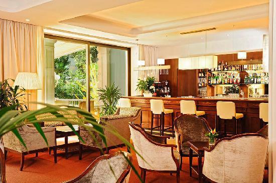 Hotel Bavaria: Elegante Aufenthaltsräume