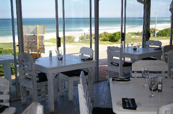 Kitchen Windows Beach Restaurant Jeffreys Bay