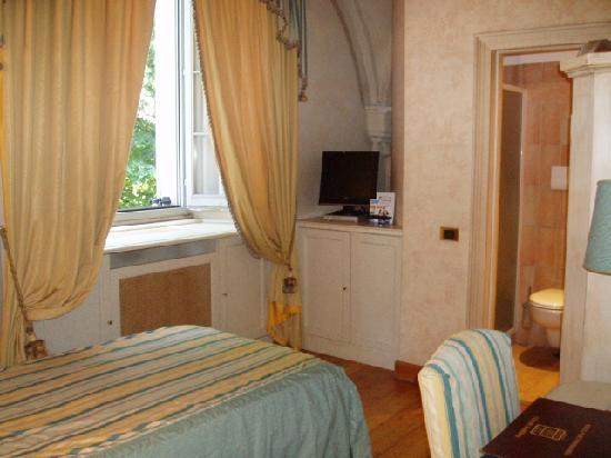 Hotel Parco Borromeo: Charming Single Room