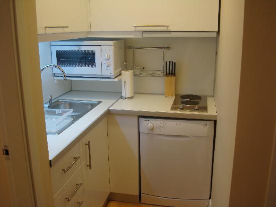 Cheya Residence Tesvikiye: kitchen