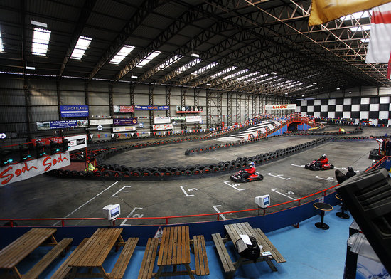 ‪Teamworks Karting and Quad Biking Centre Nottingham‬