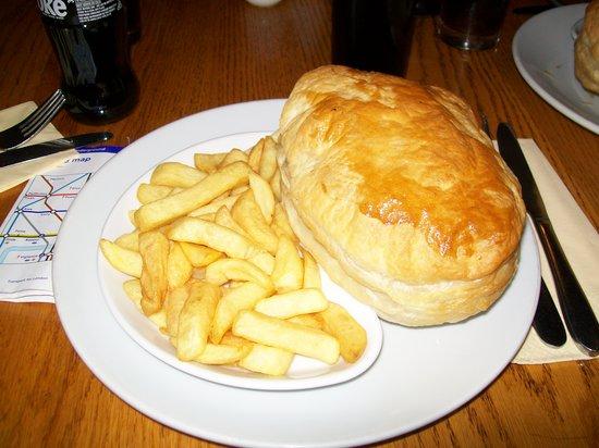 Porters English Restaurant: pie