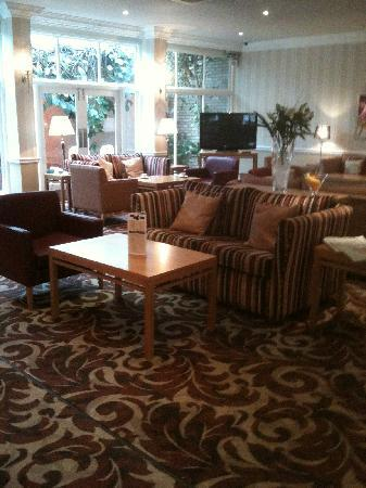 Palm Court Hotel: lounge