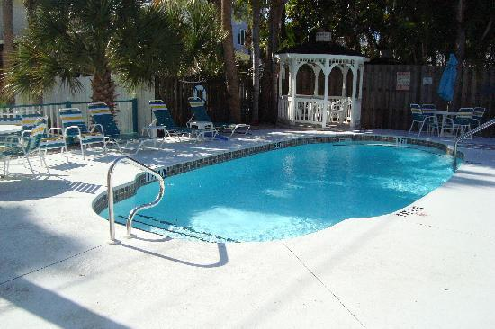 The Ringling Beach House - A Siesta Key Suites Property: Pool 2