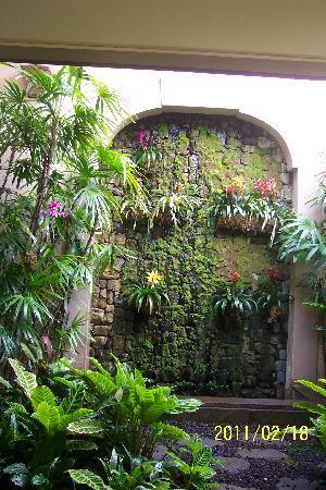 The Ritz-Carlton, Kapalua: entrance