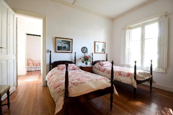 Estancia San Ambrosio: Double Twin Room