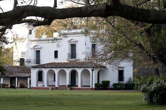 Estancia San Ambrosio: The House