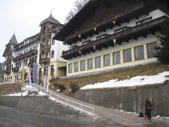 Photo of Hotel Bellevue Zell am See