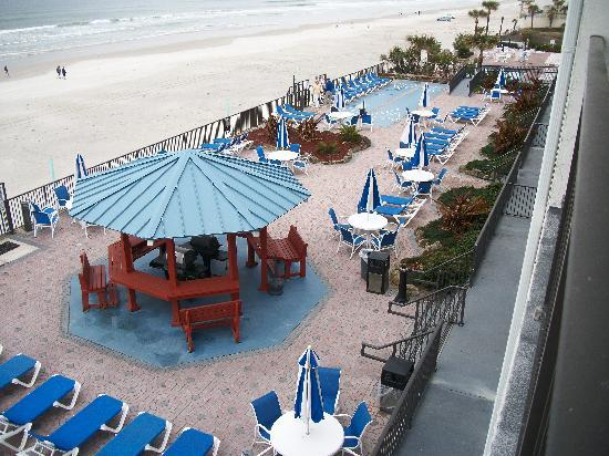 Dolphin Beach Club Huge Pool Patio Sauna Hot Tub Bbq Area