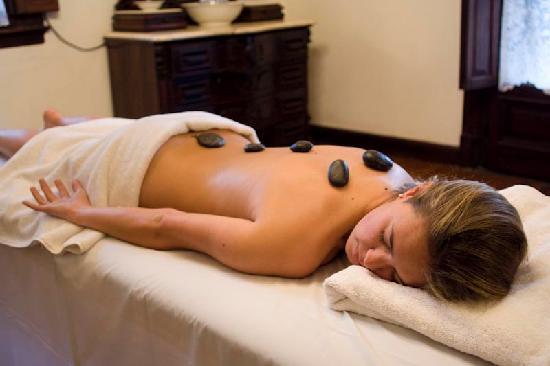 Estancia San Ambrosio: Massage