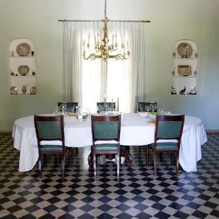 Estancia San Ambrosio : Dinning Room