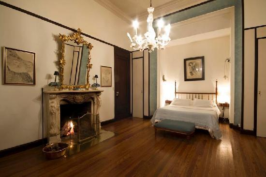 Estancia San Ambrosio : Main Suite