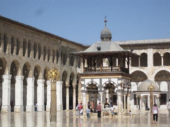 Damascus, Syrie : particolari ...
