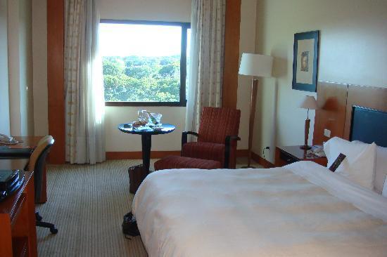 Sheraton Asuncion Hotel: bed