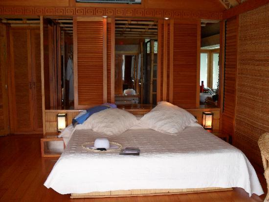 Bora Bora Pearl Beach Resort & Spa: Bungalow #44