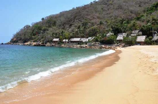 Yelapa, Mexico: Beach