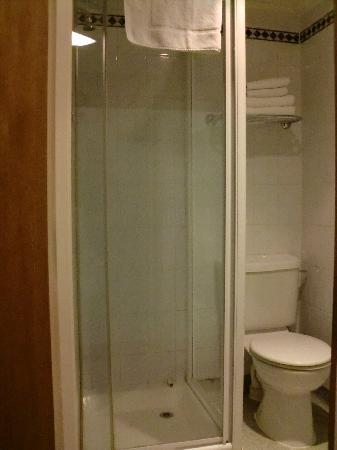 Victor Hotel London Victoria: bagno