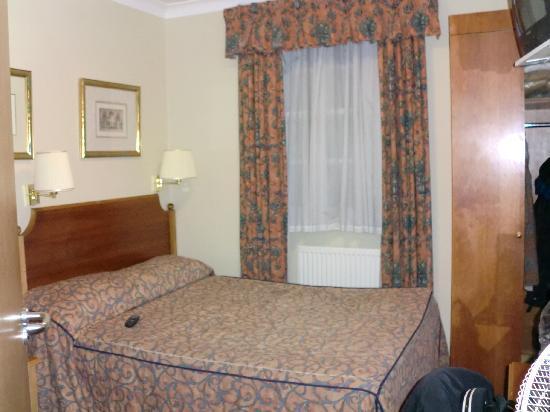 Victor Hotel London Victoria: doccia