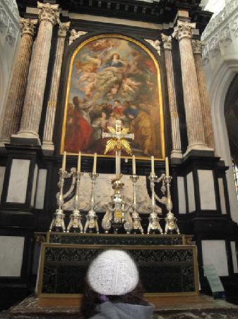 Liebfrauenkathedrale (Onze-Lieve-Vrouwekathedraal): Rubens