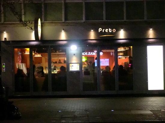 Photo of Steakhouse Preto at 72 Wilton Road Victoria, London SW1V 1DE, United Kingdom