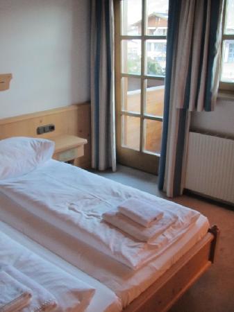 Hotel St. Florian: room