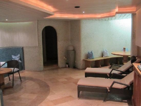 Hotel St. Florian: relax zone