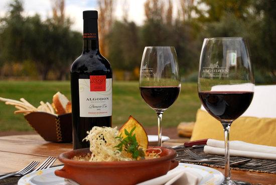 Chez Gaston Restaurant at Algodon Wine Estates