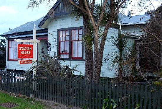 Collingwood, New Zealand: The Station House (Ex. Police Station)