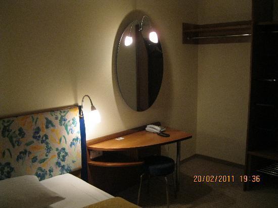 Starlight Suites Hotel: Schlafzimmer