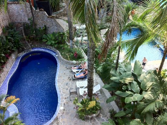 Hotel Mimos : Pools