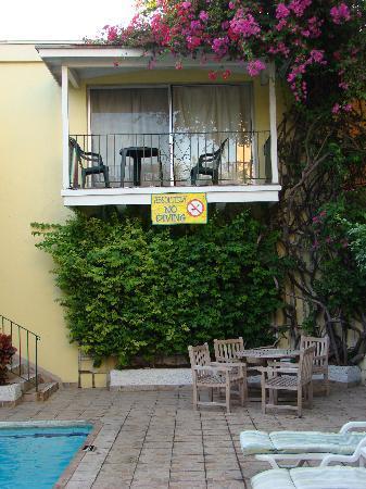 El Greco Hotel: Esterno camera