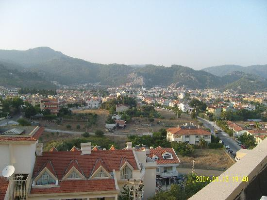 Grand Cettia Hotel: view from room