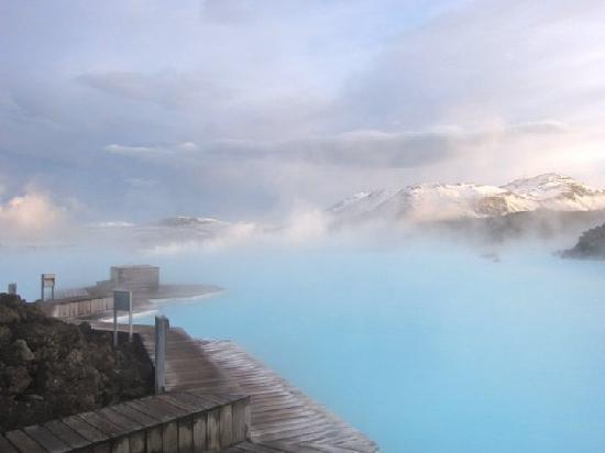 Blue Lagoon: Paradise...