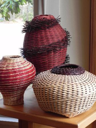 South Carolina Artisans Center: Baskets