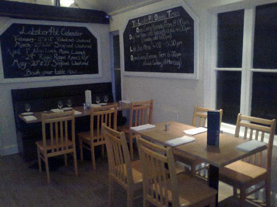 Felpham, UK : Daily Blackboard