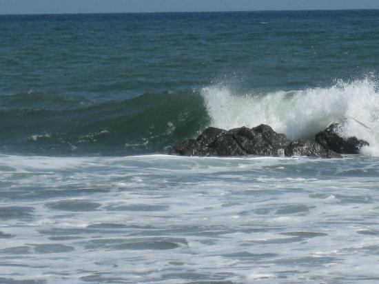 La Rosa de Los Vientos: pacific ocean to walk to