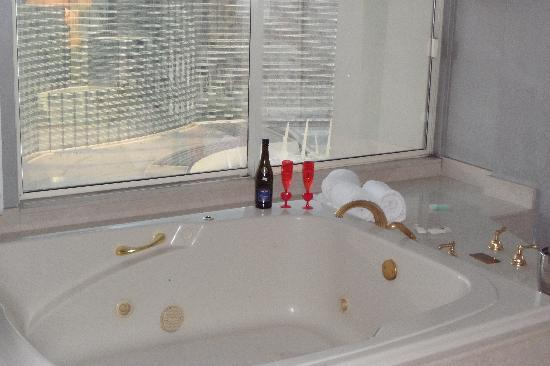 Monte Carlo Resort & Casino: Spa Tub 2