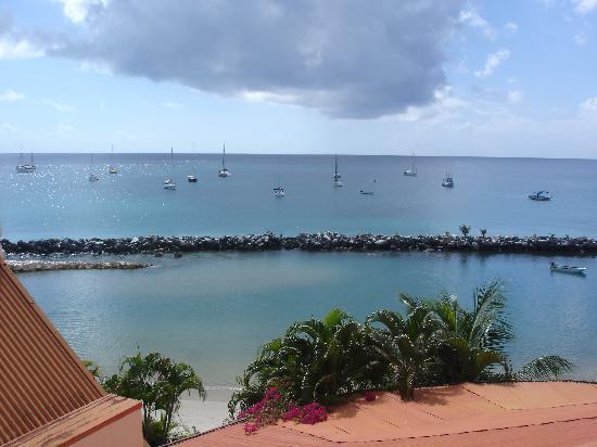 Coco Reef Tobago: veiw from room