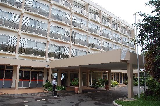 Hotel des Mille Collines - ent...