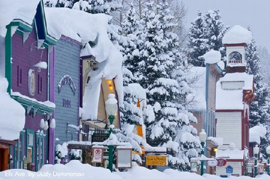 Downtown Crested Butte, Dusty Demerson Photo