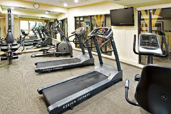 Holiday Inn Express Hotel & Suites Riverport : Fitness, work out