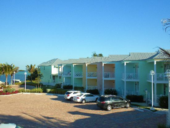 Islander Bayside Townhomes, a Guy Harvey Outpost: Row of townhomes