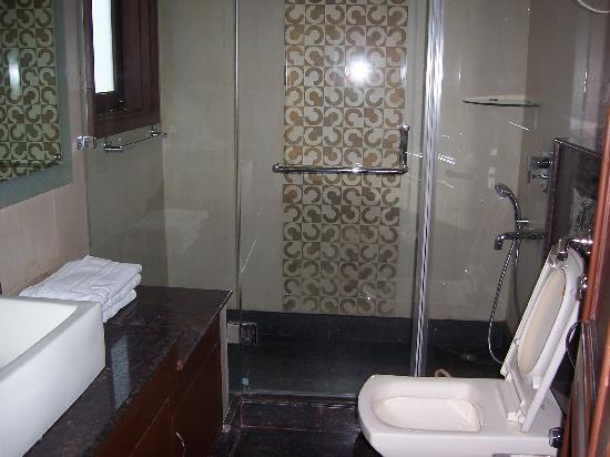 Saket Bed and Breakfast: CLEAN BATHROOMS