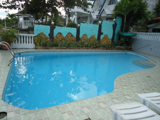 Totolan, Filipinas: The nice pool area