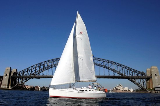 Sydney By Sail Day Charters