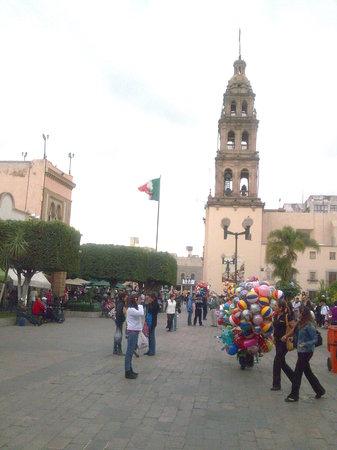 Λεόν, Μεξικό: Parroquia de San Sebastian, León, Guanajuato. México