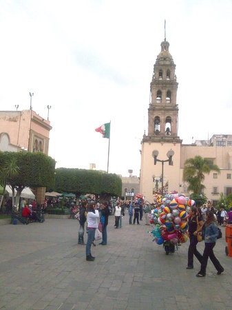 Leon, Meksyk: Parroquia de San Sebastian, León, Guanajuato. México