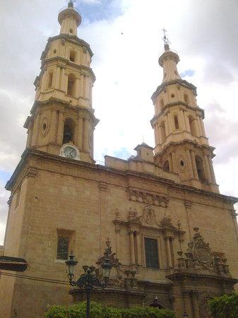 Leon, Mexico: Catedral Basílica de León, Guanajuato. México