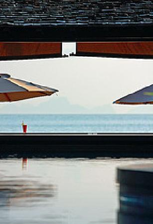 Mai Samui Resort & Spa: From the pool looking out